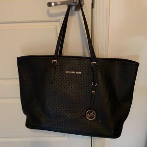 Limited edition Michael kors jet set bag